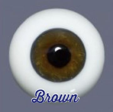 Brown - SMALL IRIS